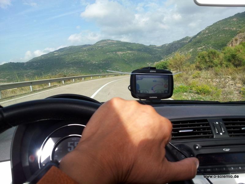 Straßenverkehrsordnung in Italien