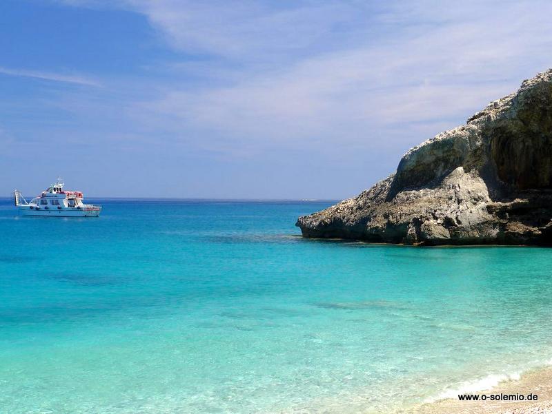 Ferienhaus in Sardinien, Casa Cardedu, das Meer vor der Tür