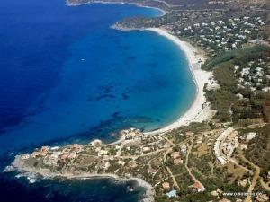 Strand von Geremeas due, Südküste, Sardinien