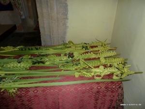 Pasqua in Sardinien, Vorbereitungen für Gründonnerstag