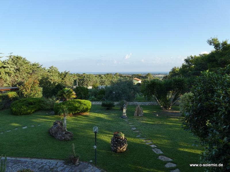 Ferienhaus in Sardinien, Tartaruga mit großem Garten, nah am Meer