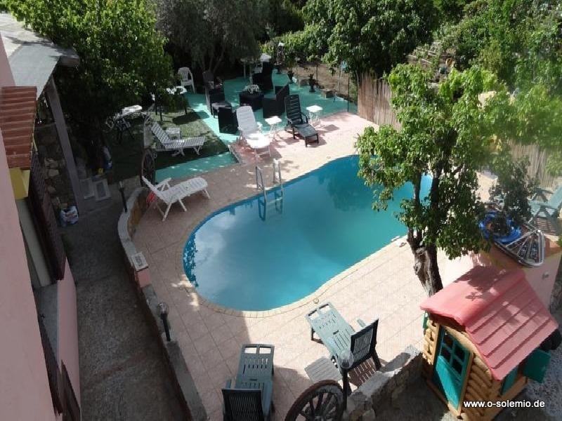 Ferienhaus in Sardinien, Ferienhaus Mirte, mit Pool