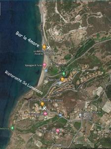 Restaurant Tipps: Restaurant Sa Lumenera und Bar le 4mori
