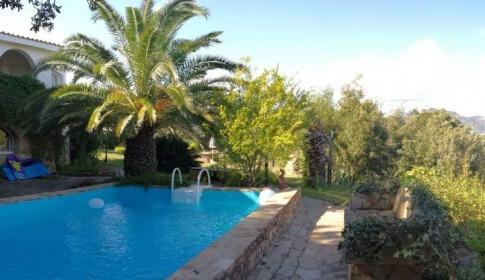 Urlaub am Pool, in der Villa Sa Petra Ruja