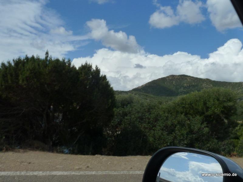 Elektroauto in Sardinien