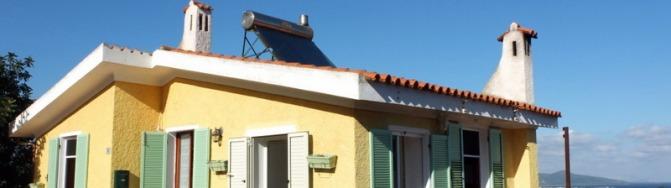 Santa-Lucia-herrlicher Balkon mit Meerblick